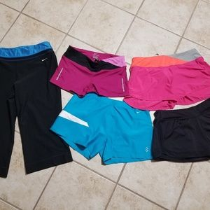 Womens sz. Medium Nike Dri Fit Lot